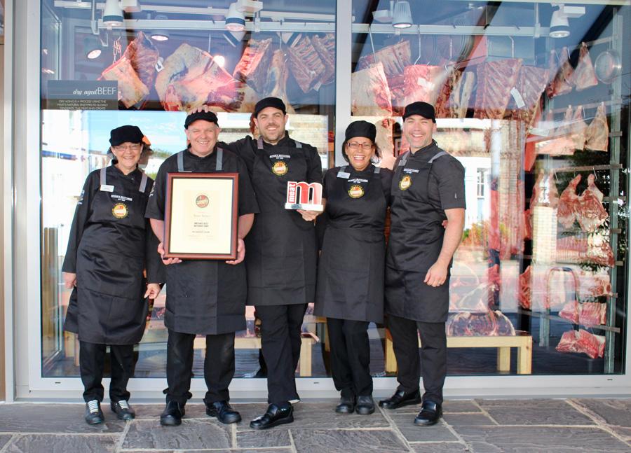 Bevan's Butchers is the Best Butchers Shop in Great Britain!